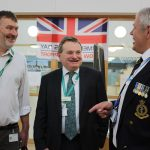 Hampshire Hospitals celebrates the Armed Forces