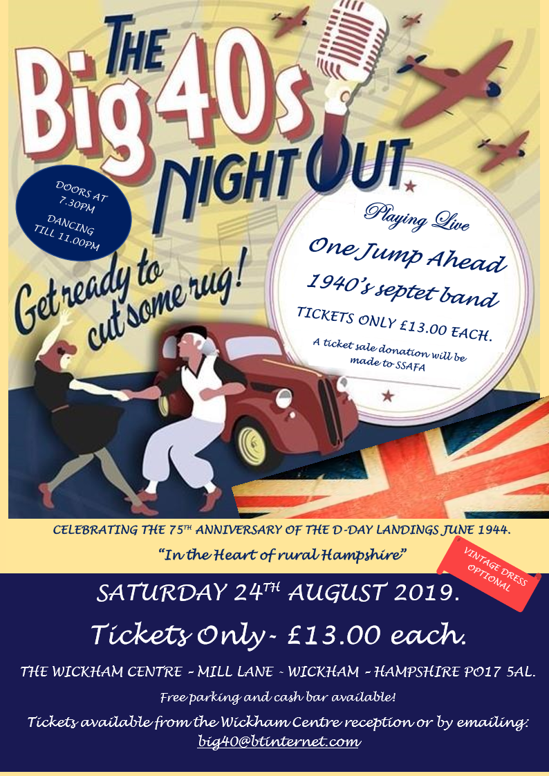 The Big 40s Night Out