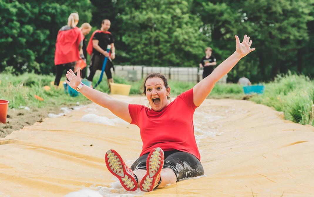 Spaces selling fast for new wacky charity event in Southampton!