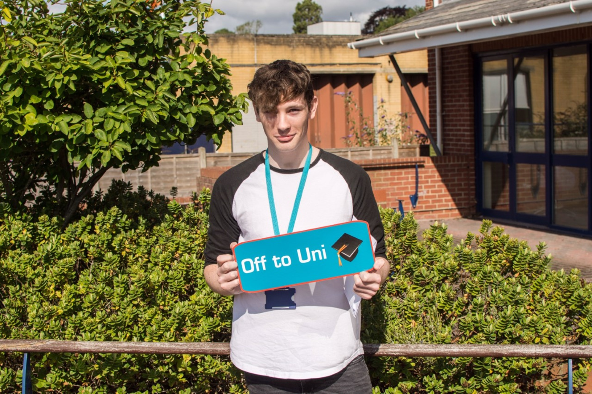 Shae to study biological sciences at University of Southampton