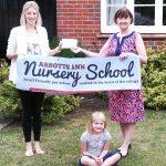 Abbotts Ann Nursery.