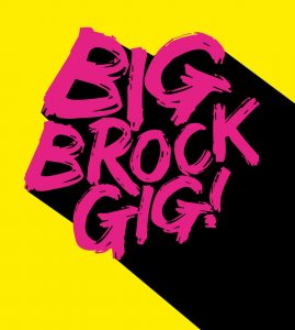 Logo. Big Brock Gig