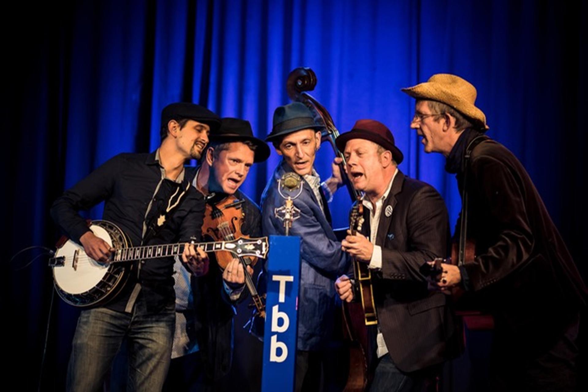 Thunderbridge Bluegrass Boys