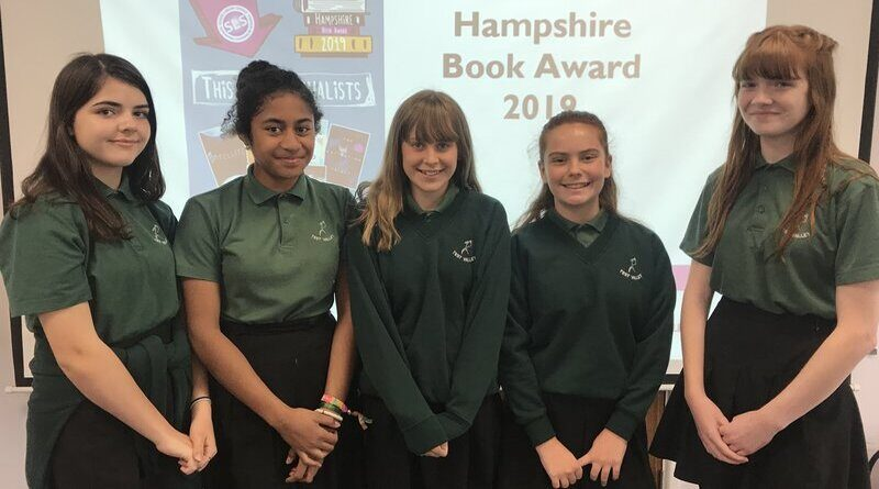 Hampshire Book Awards