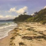 Inchmery near Lepe by Colin Richens