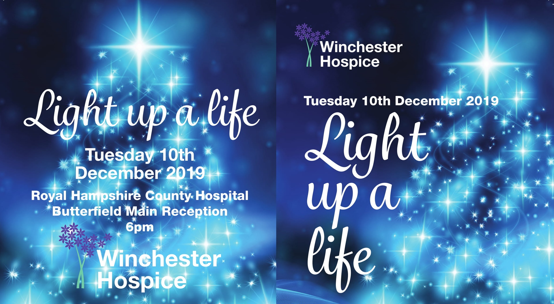 Winchester Hospice - Light Up A Life Service