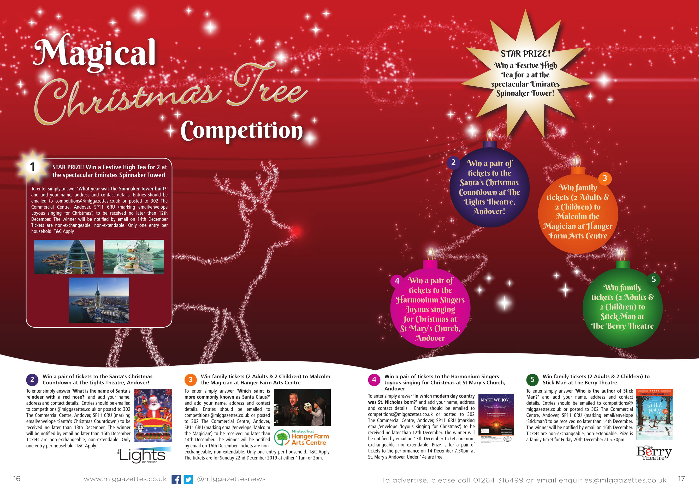 Christmas Competition Dec19