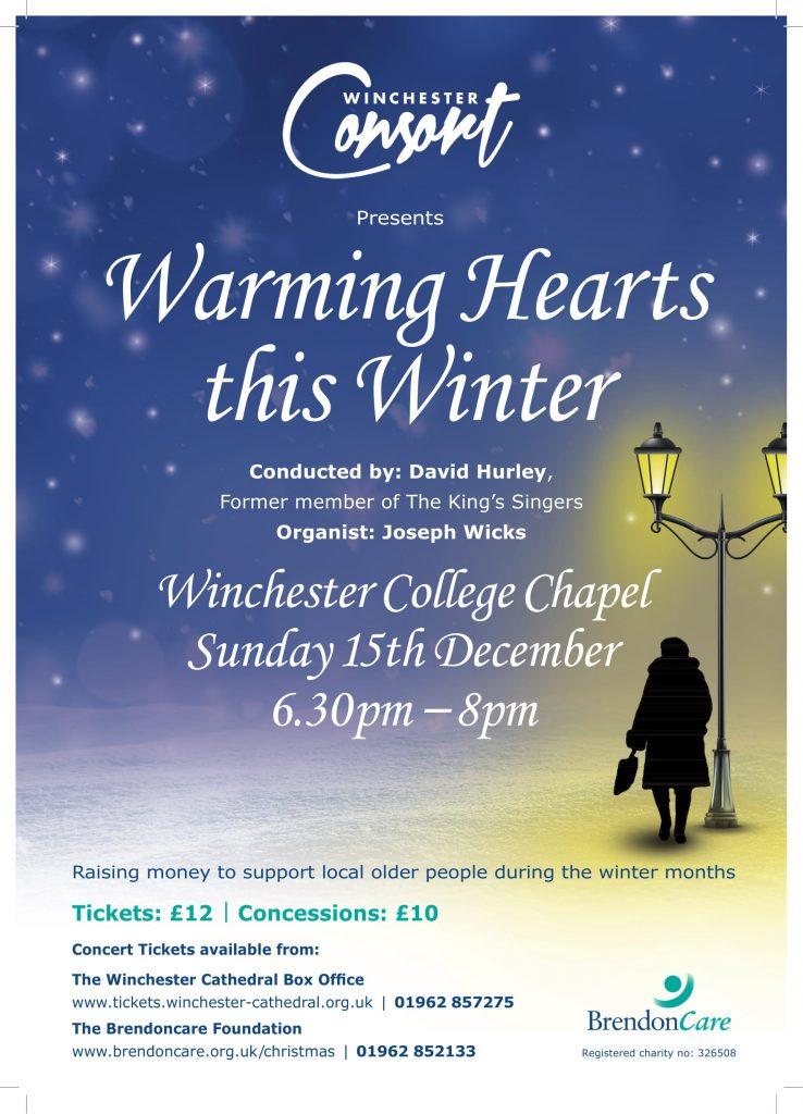 Brendoncare Christmas Concert -