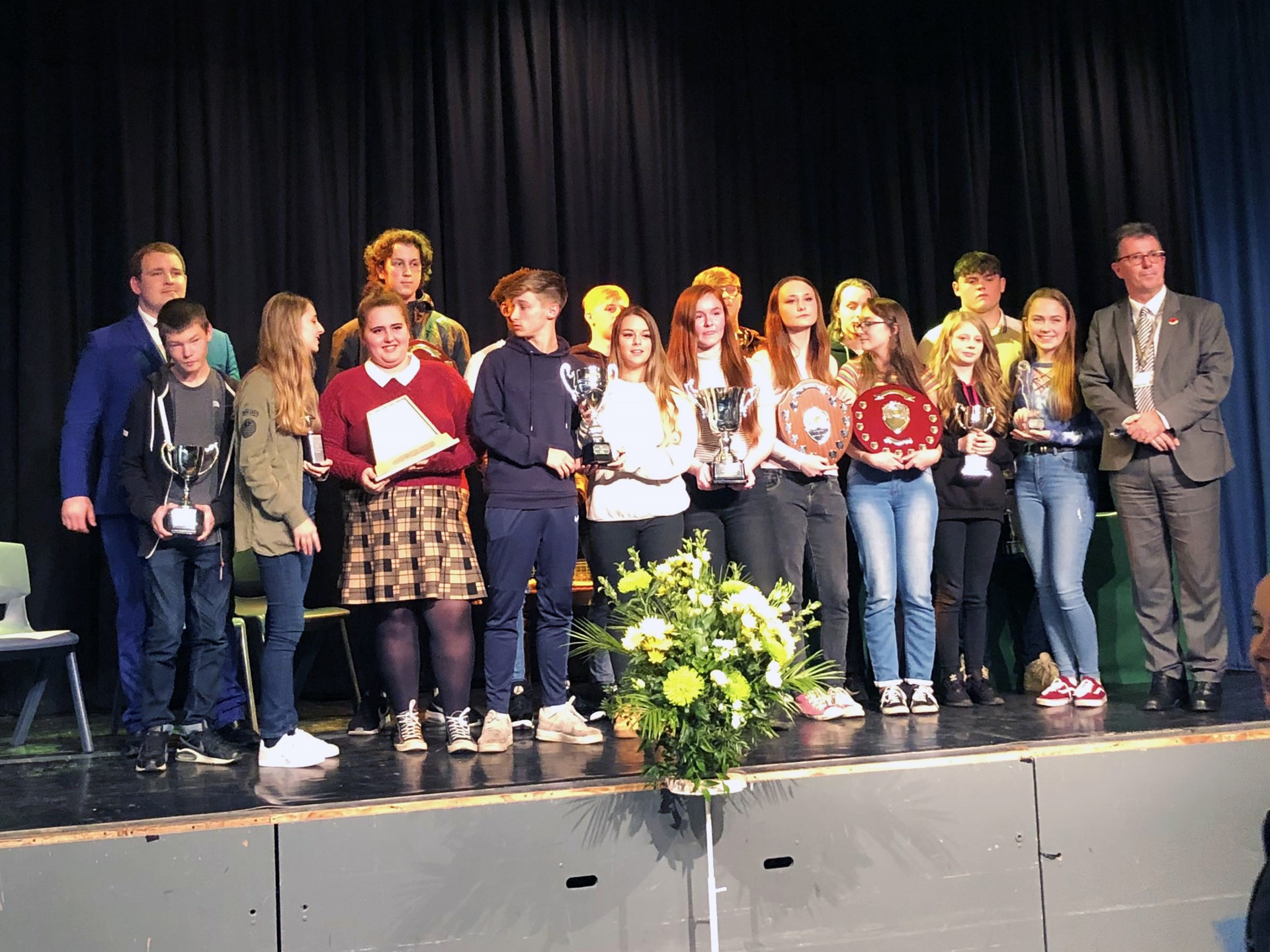 Harrow Way's Stars of 2019 take centre stage at annual Presentation Evening