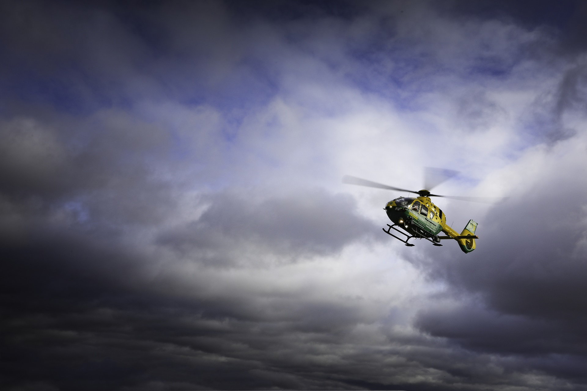 Hampshire and IOW Air Ambulance
