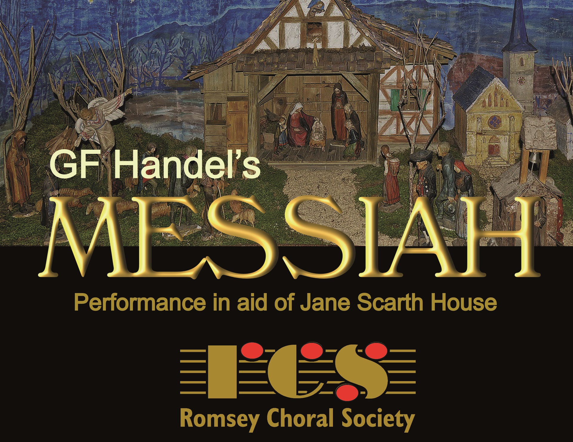 Romsey Choral Society: Handel's Messiah