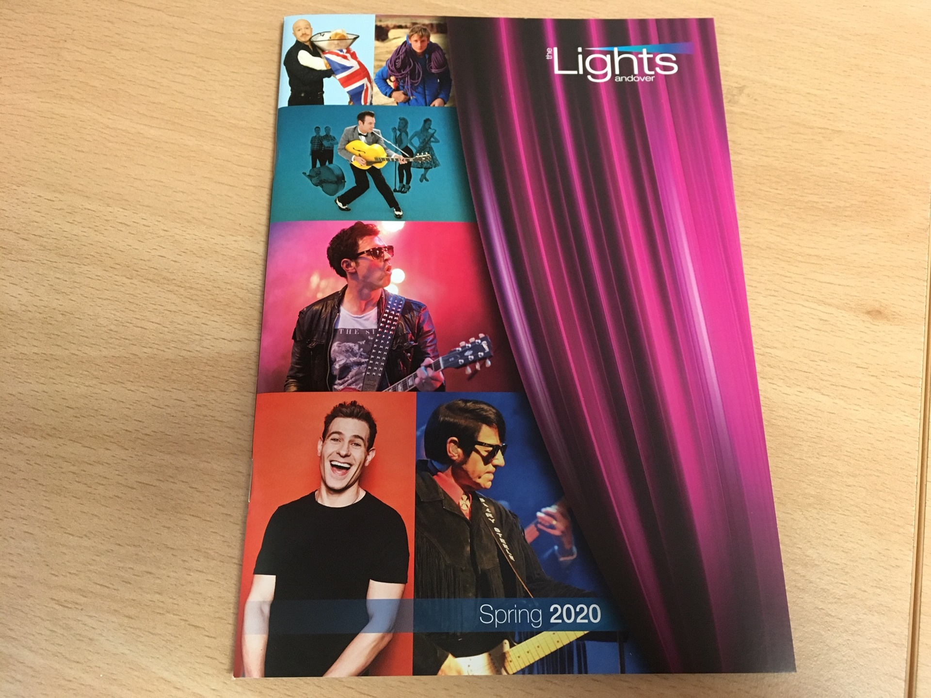 TheLights Brochure landscape