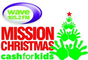 logo.Wave 105 Mission Christmas