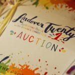 Andover Twenty1 auction brochure