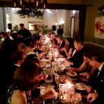 Andover Twenty1 guests at table