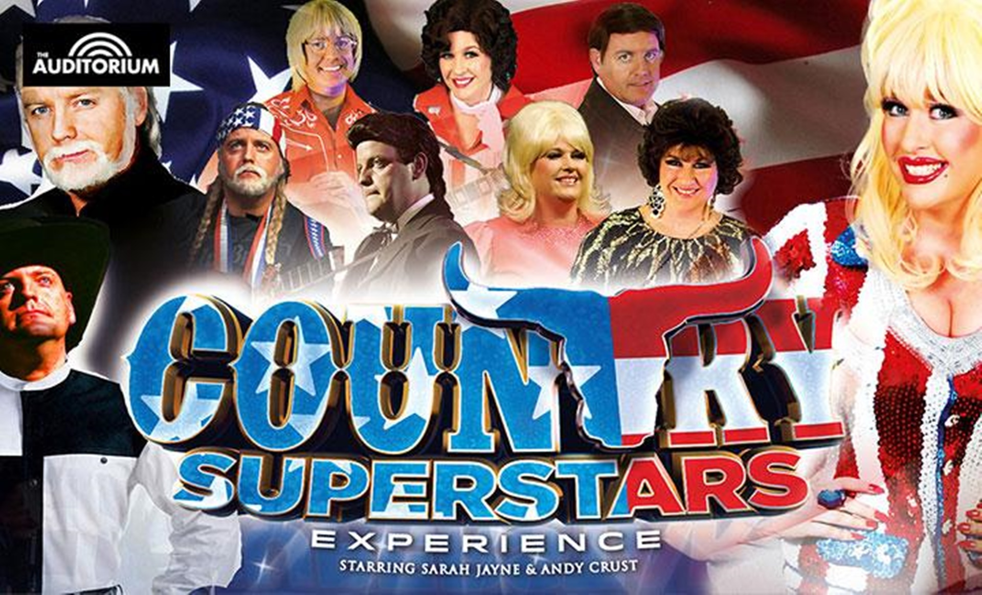 Country Superstars at The Concorde Club