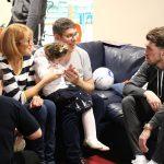 Pompey Football Club visit Naomi House & Jacksplace 3