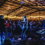 Andy Burrows and Tom Odell perform intimate warehouse gig in aid of region's children's hospice 4