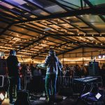 Andy Burrows and Tom Odell perform intimate warehouse gig in aid of region's children's hospice 6