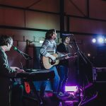 Andy Burrows and Tom Odell perform intimate warehouse gig in aid of region's children's hospice 12