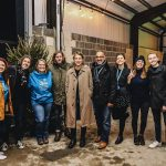 Andy Burrows and Tom Odell perform intimate warehouse gig in aid of region's children's hospice 17