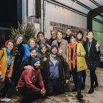 Andy Burrows and Tom Odell perform intimate warehouse gig in aid of region's children's hospice 18