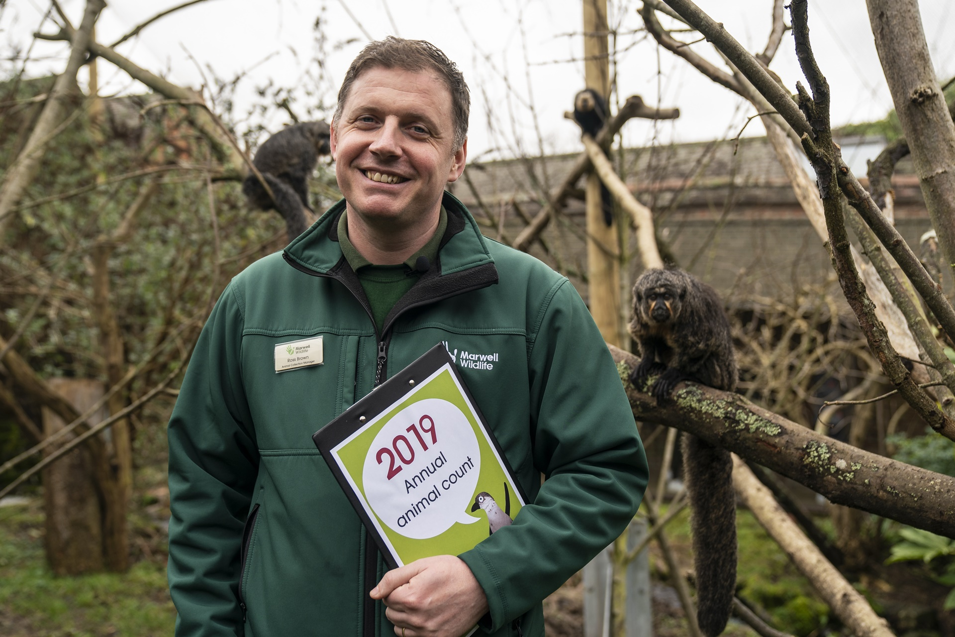 Credit Marwell Zoo - Animal Collection Manager Ross Brown 2