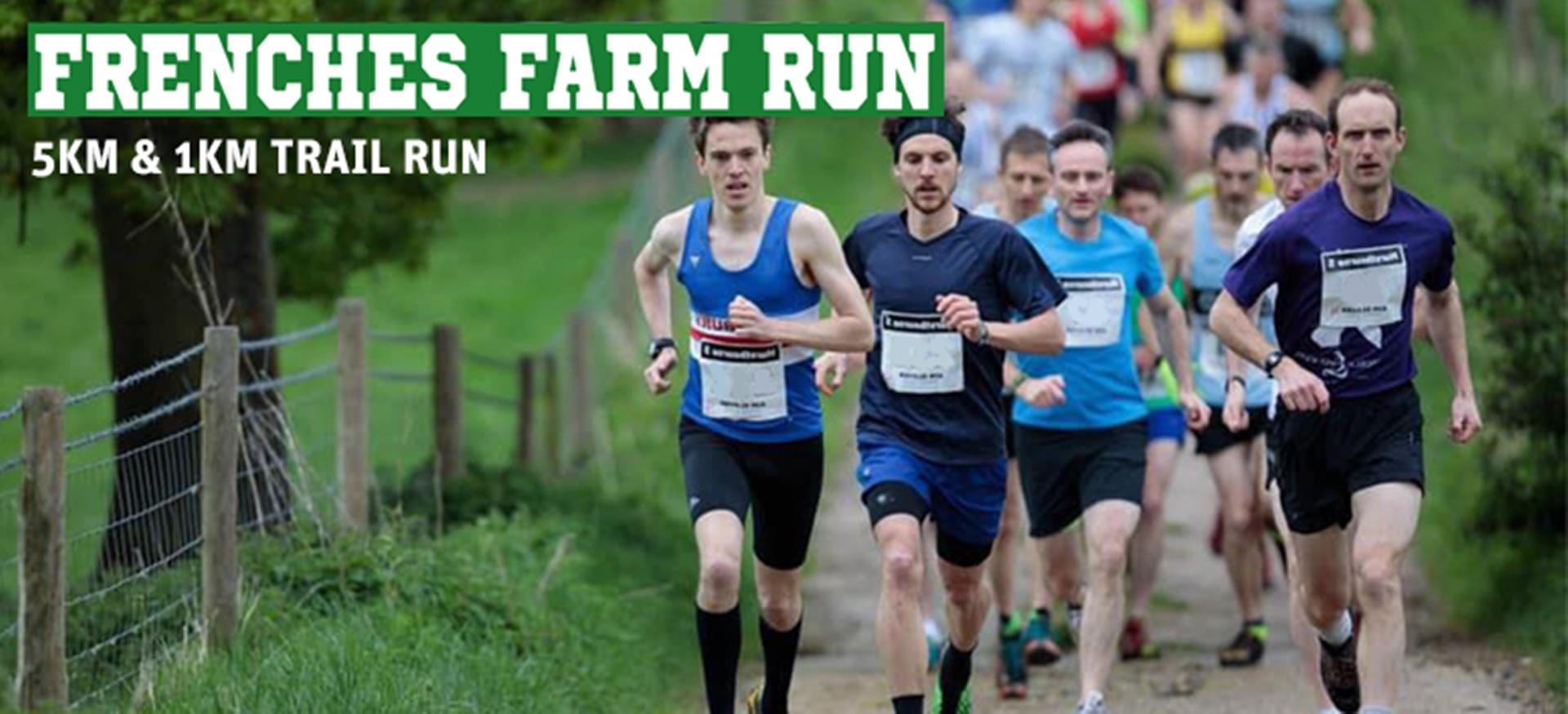 Frenches Farm Run