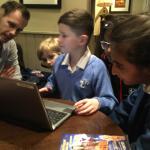 Sherborne House School Primary Reporters 1