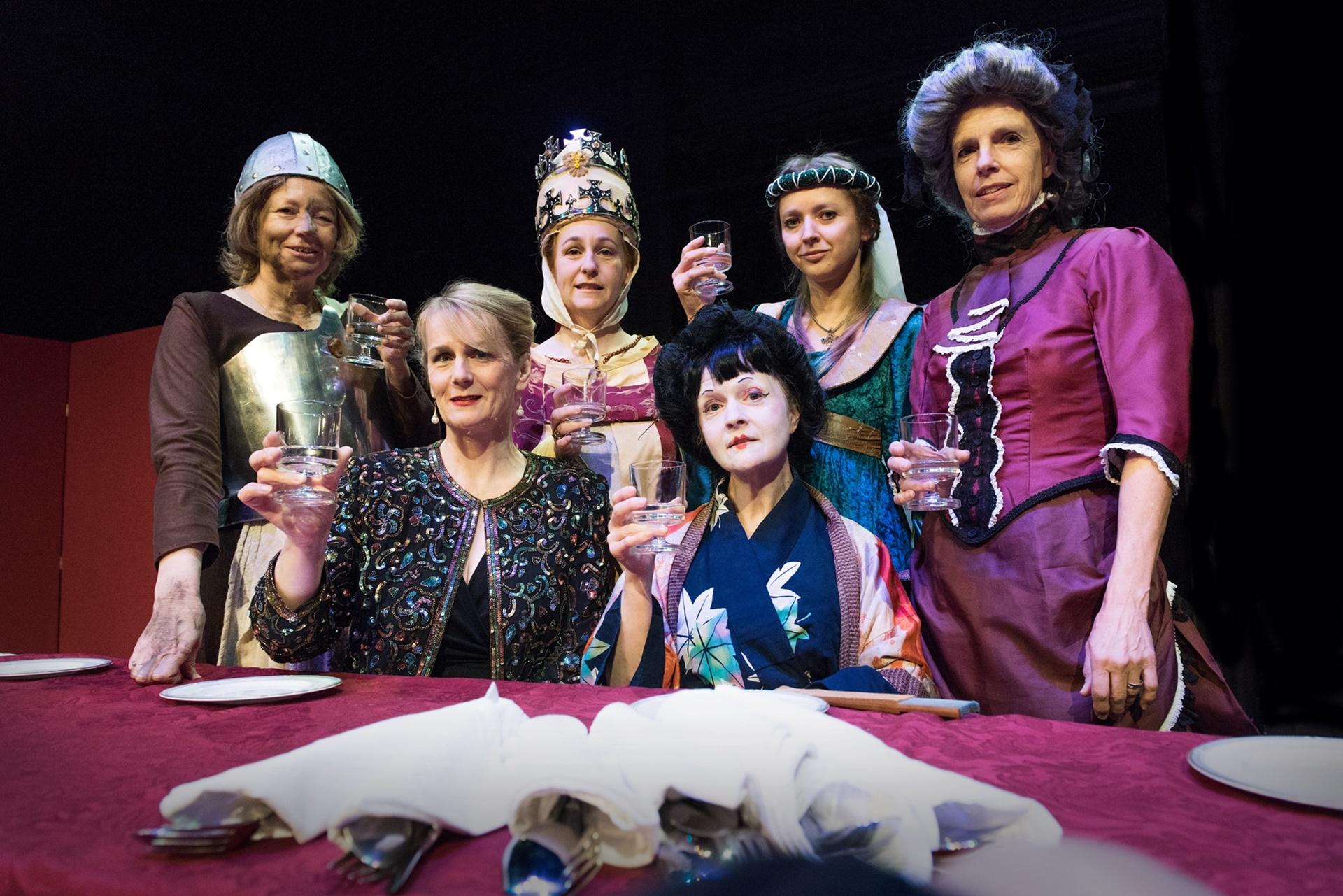 Top Girls -Totton Festival of Drama