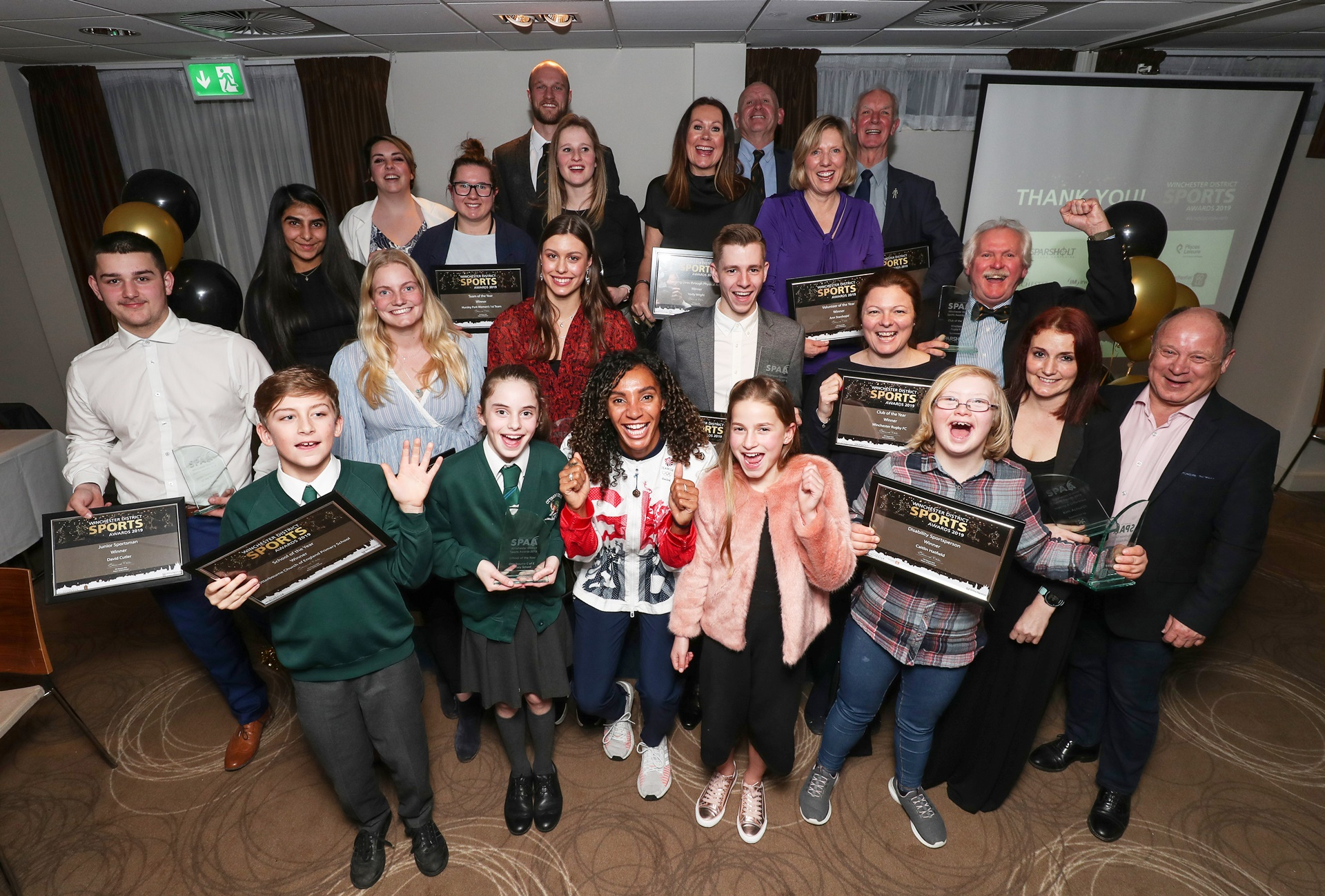 2019 Winchester Sports Awards