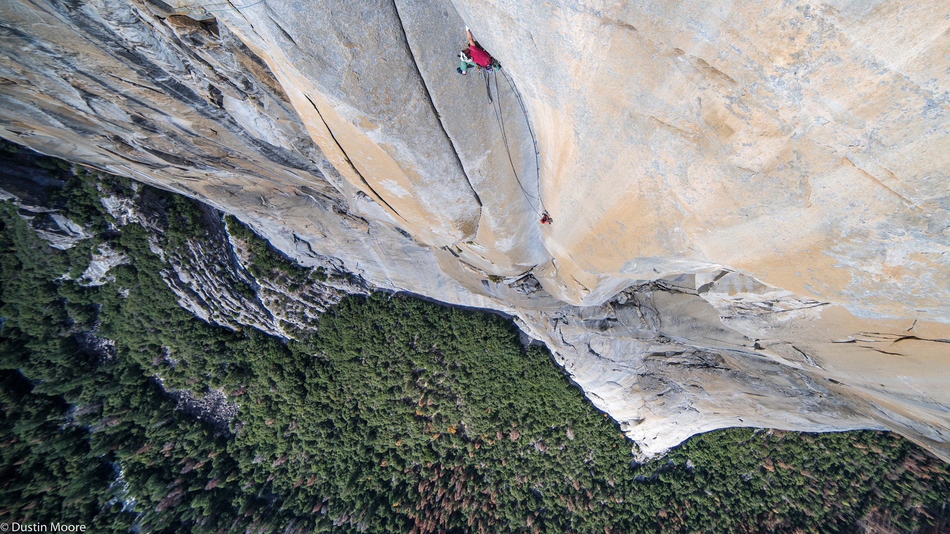 Pete Whittaker - Freerider Rope Solo