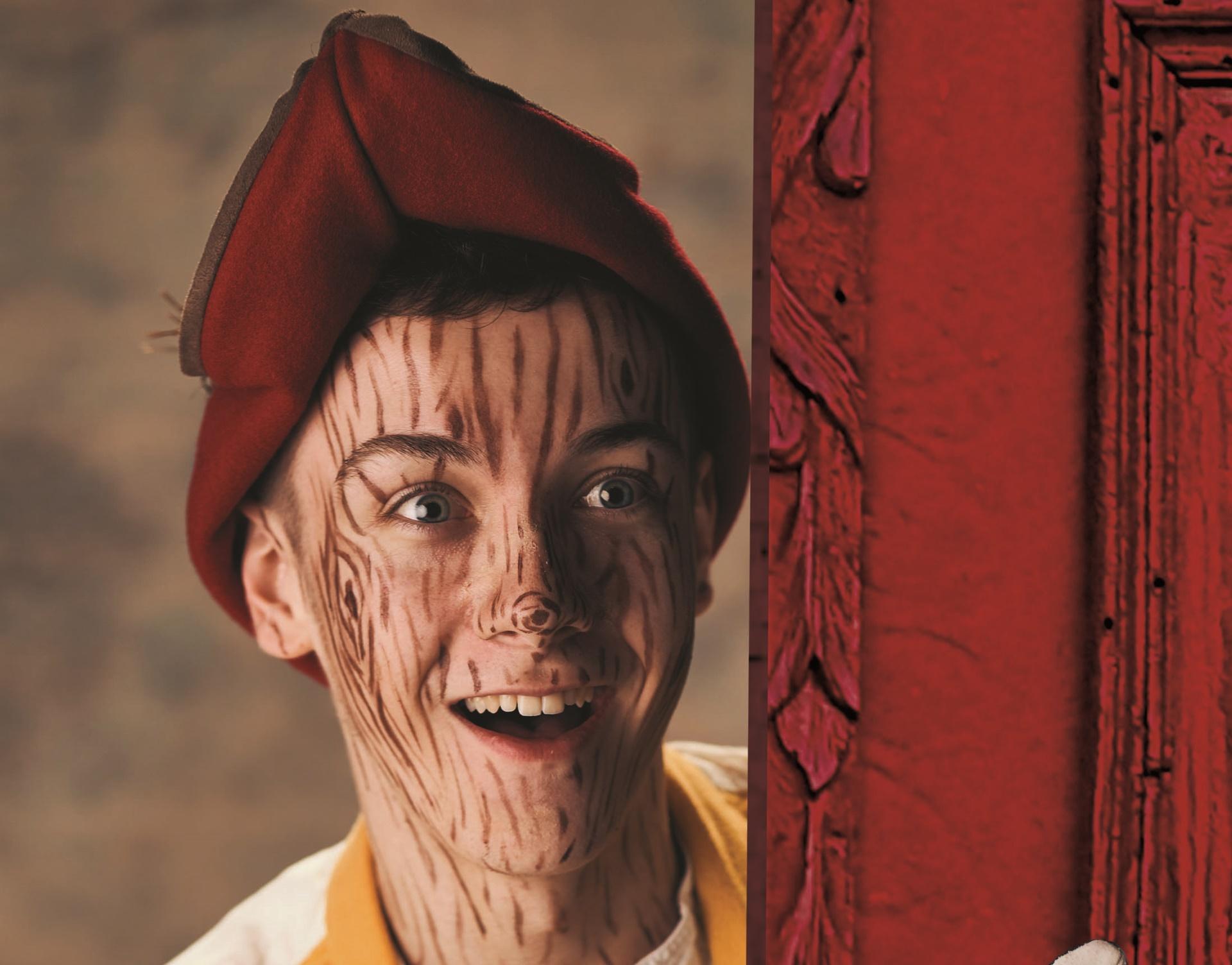 Pinocchio - Photo CREDIT Gemma O'Brien