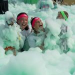 Southend Bubble Rush at Garons Park 4