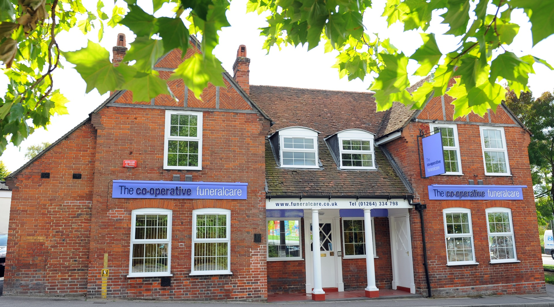 The Co-operative Funeral Care, Andover