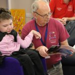 Children's author visits Naomi House for exclusive reading of new book 3