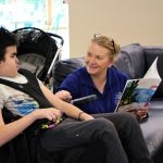Children's author visits Naomi House for exclusive reading of new book 4