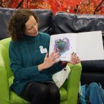 Children's author visits Naomi House for exclusive reading of new book 5