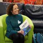 Children's author visits Naomi House for exclusive reading of new book 6