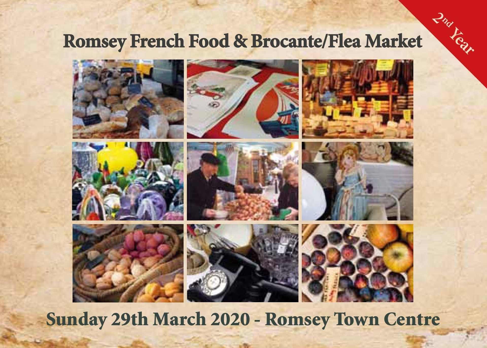 French Brocante March 2020