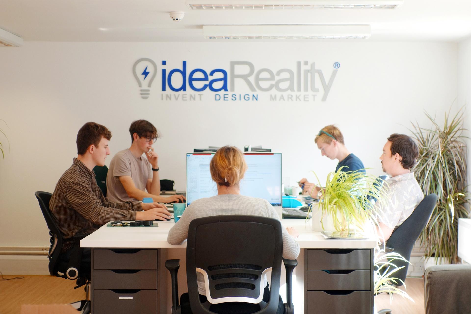 Idea Reality product design team