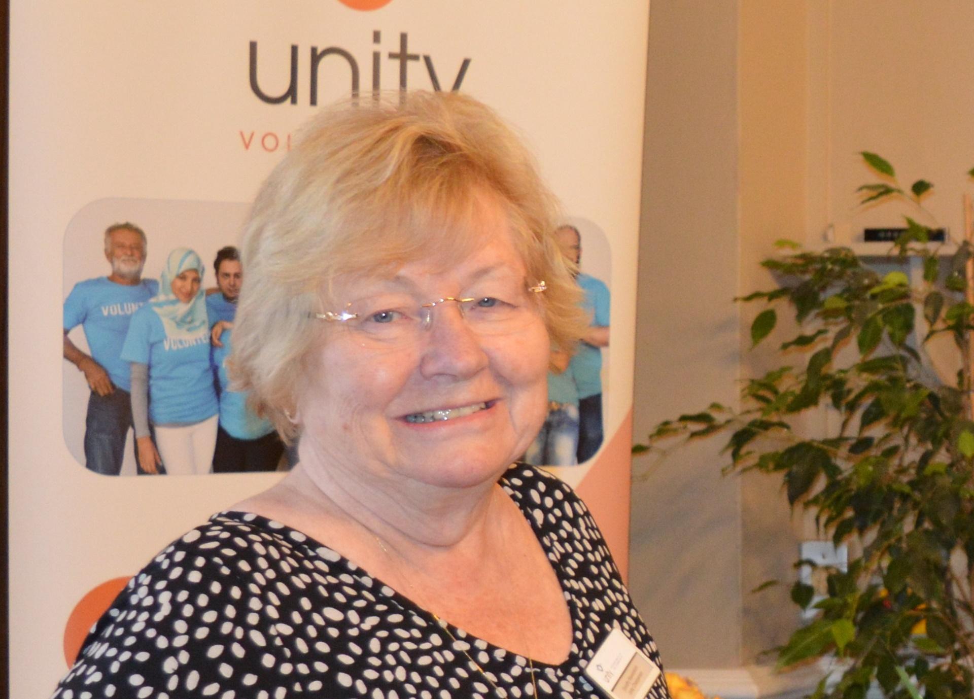 Dorothy Baverstock Unity