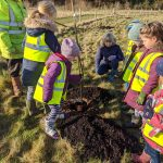 Andover Trees United's 'Tree Planting Fortnight' 1