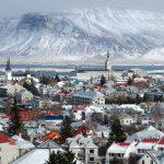 Reykjavik by Mary Gardiner – third place