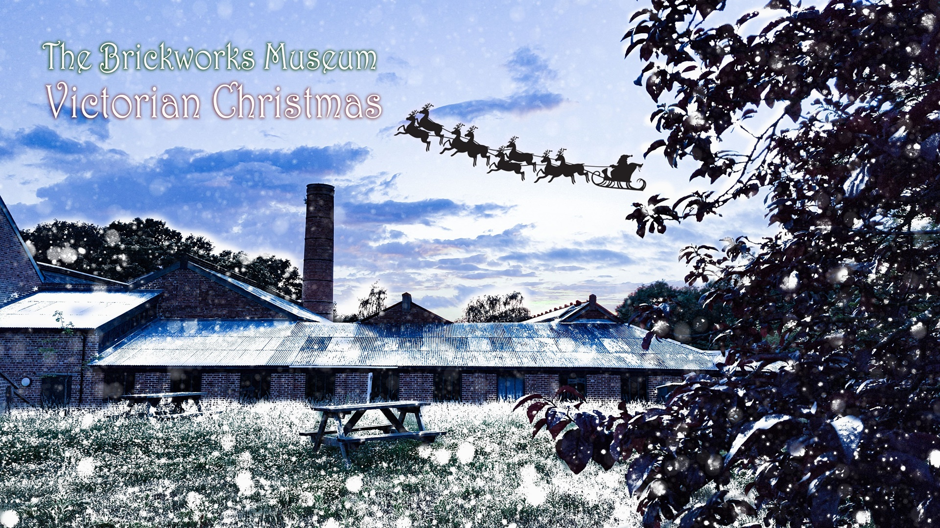 Brickworks Museum Victorian Christmas