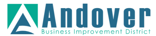 Logo Andover BID